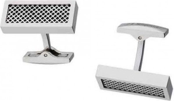 Stainless Steel Grill Cuff Links