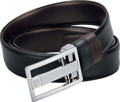Line D Belt Business Reversible Delta Box
