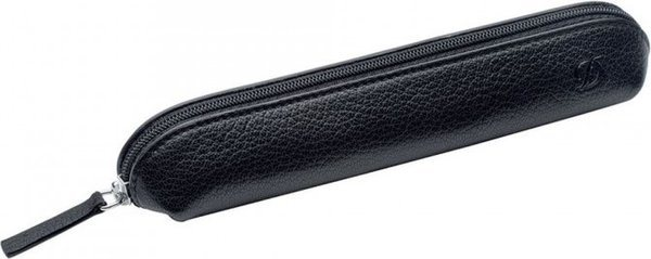 S.T. Dupont Liberté 2/3 Pen Case – Grained Black Leather  92013