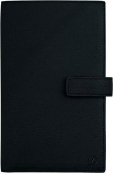 S.T. Dupont Liberté Pocket Diary Cover – Grained Black Leather 92014